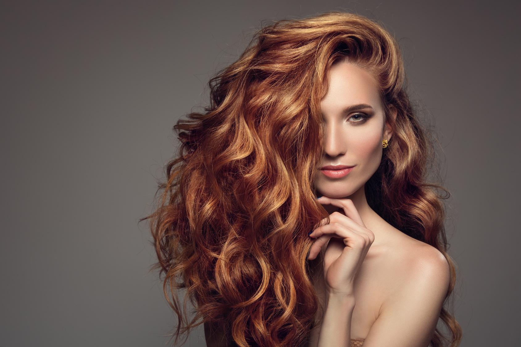 Her Secret Hair